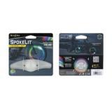 Светодиодные насадки SPOKELIT с технологией DISC-O SELECT