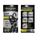 Крепеж пружинный KnotBone Adjustable Bungee, Large #9