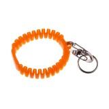 Эластичное наручное крепление для ключей Nite Ize Key Band-It Orange