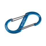 Карабин алюминиевый Nite Ize S-Biner #4 Blue