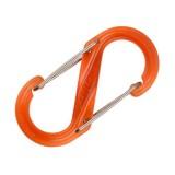 Карабин пластиковый Nite Ize S-Biner #2 Orange