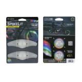 Светодиодные насадки SPOKELIT с технологией DISC-O SELECT, 2 Pack