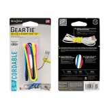 "Хомут Gear Tie Cordable Twist Tie 6"", 4 Pack, Assorted"