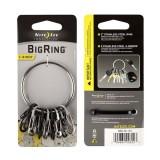 Брелок Bigring Steel - S-Biner