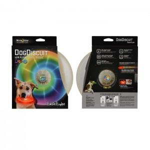 Светодиодный диск Flashflight Dog Discuit