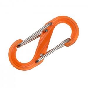Карабин пластиковый Nite Ize S-Biner #4 Orange