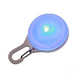 Светодиодный фонарик-карабин Nite Ize SPOTLIT Eco Blue