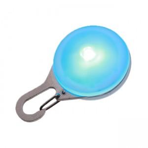 Светодиодный фонарик-карабин Nite Ize SPOTLIT Blue