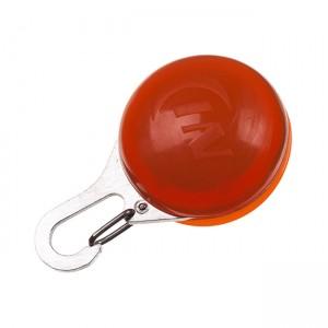 Светодиодный фонарик-карабин Nite Ize SPOTLIT Orange